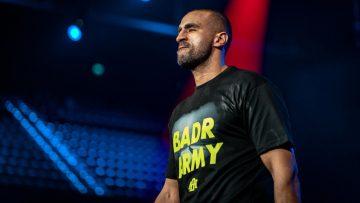 GLORY bevestigt nieuwe tegenstander van Badr Hari én datum van gevecht