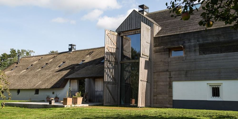 Funda droom: de mooiste woonboerderij van Nederland ligt op 15 min. van Amsterdam
