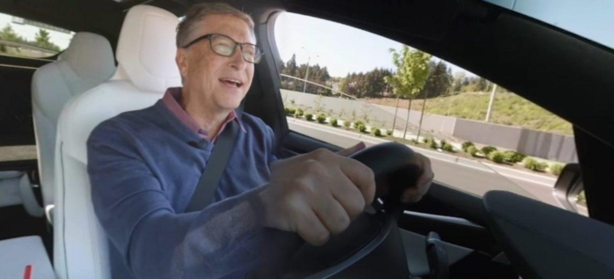 De waanzinnige auto's van Microsoft-oprichter Bill Gates
