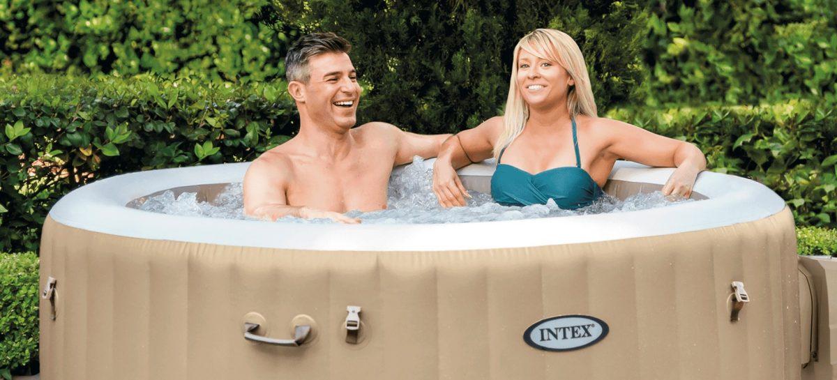 Aldi verkoopt spotgoedkope hot tub voor in je tuin
