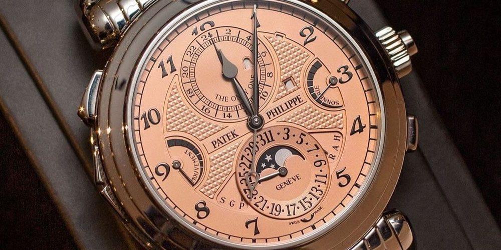 Het duurste horloge ter wereld: Patek Philippe Grandmaster Chime ref. 6300A