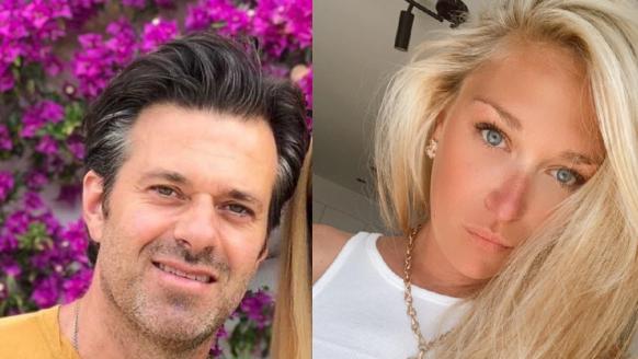Nederlandse chef-kok Sergio Herman heeft een 21 jaar jongere vriendin