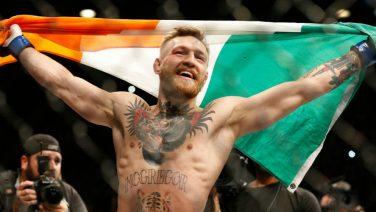 Het einde van de carrière Conor McGregor