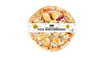 Droom voor Brabanders: Jumbo komt met pizza worstenbroodje