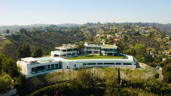 Binnenkijken in het duurste huis ter wereld