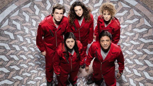 Netflix onthult de releasedatum van La Casa de Papel seizoen 5