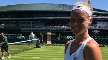 Dit waanzinnige bedrag heeft tennisster Kiki Bertens gewonnen aan prijzengeld