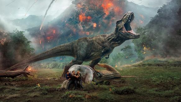 Alle Jurassic World films op een rij op volgorde van beoordeling (IMDb)