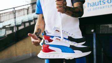 PUMA komt met een nieuwe sportieve sneaker voor de zomer