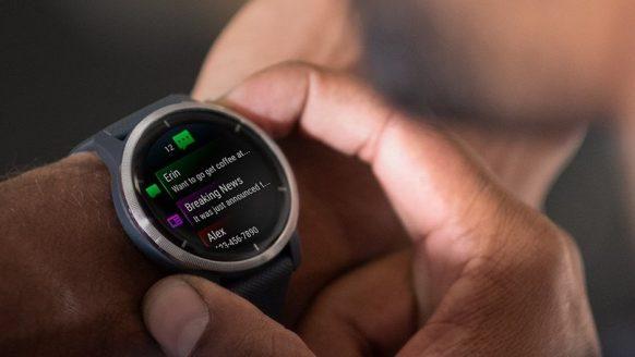 De nieuwe smartwatch van Garmin is hét stijlvolle horloge voor een fitte levensstijl