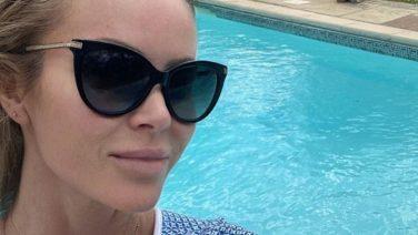 Amanda Holden (50 jaar) plaatst een verbazingwekkende foto in bikini