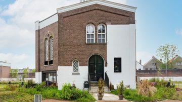Unieke vondst op Funda: Rotterdamse gevangeniskapel is nu een stijlvolle woning