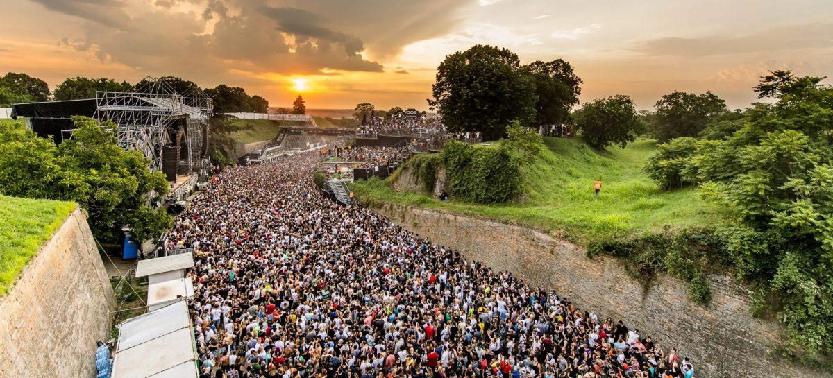 EXIT Festival 2.0 is het eerste grote Europese festival in 2021