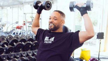 Will Smith in strijd met de kilo's een deelt beelden van zijn transformatie