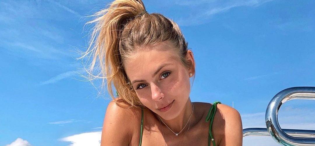 Maak kennis met Mishel Gerzig, de mega knappe vriendin van Thibaut Courtois