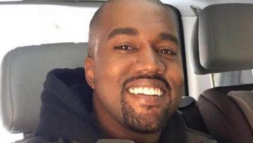 Kanye West is op vakantie gespot met een Russisch topmodel