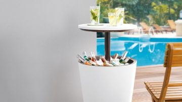Ultieme zomer gadget: Aldi verkoopt een spotgoedkope tafel met koelfunctie