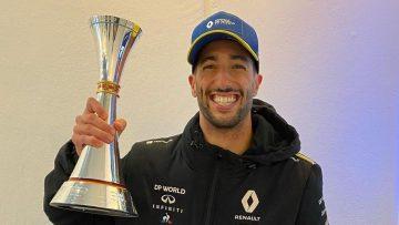 Het waanzinnige vermogen van Formule 1-coureur Daniel Ricciardo