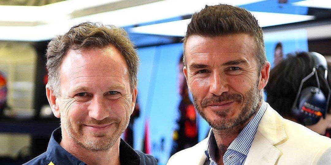 Zoveel verdient Christian Horner, teambaas van het Red Bull Formule 1-team