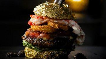 Record verbroken in Nederland: de duurste hamburger ter wereld