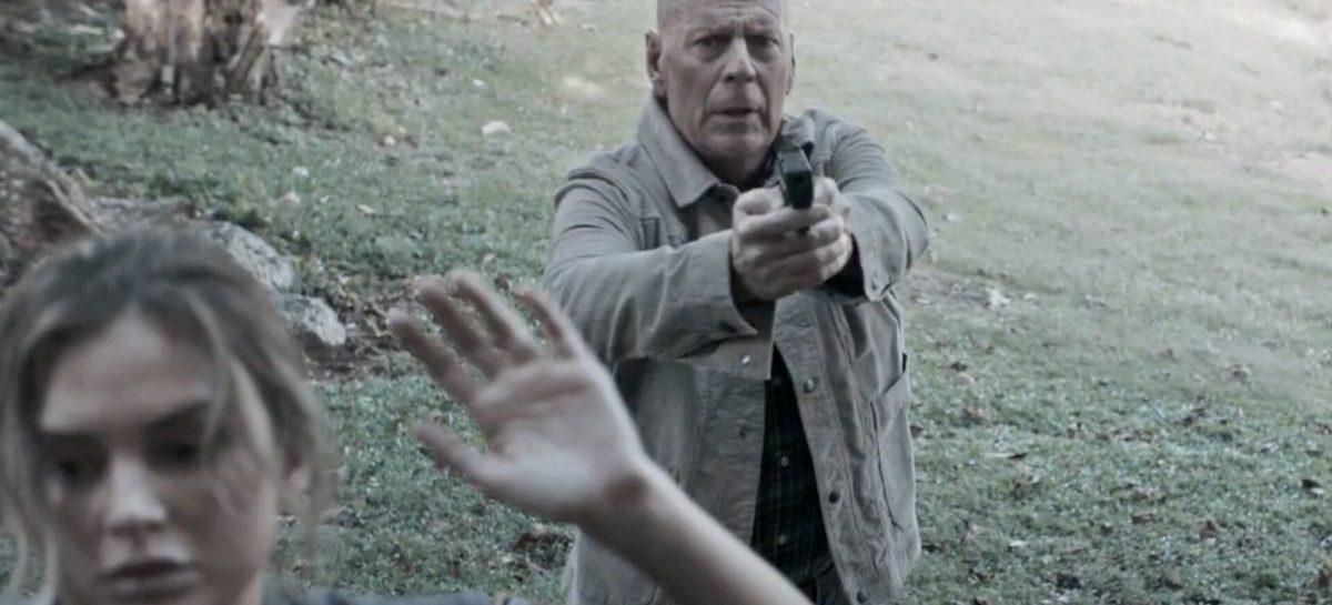 De trailer van 'Out of Death' met Bruce Willis wordt brute politiethriller