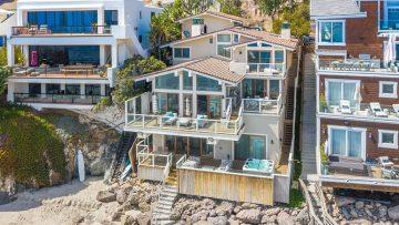 In dit miljoenen strandhuis bracht filmacteur Steve McQueen zijn vakanties door