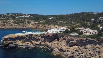 Yolanthe verkoopt mogelijk deze €10 miljoen kostende villa