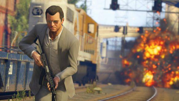 Verbeterde GTA V komt begin 2022 uit voor de PlayStation 5