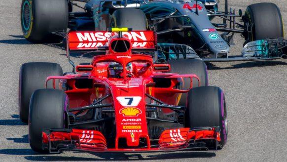 Hoe ziet een raceweekend eruit in de Formule 1?