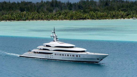 Australische miljonair verkoopt luxe jacht voor €175 miljoen