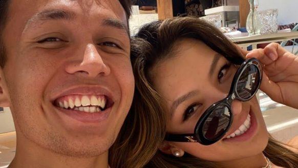 Maak kennis met Lily Muni He, de knappe vriendin van F1-coureur Alex Albon
