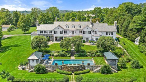 Tommy Hilfiger verkoopt zijn mega mansion voor $34 miljoen