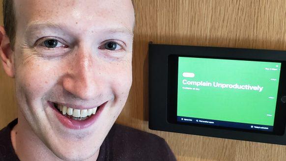 Mark Zuckerberg verliest miljarden door storing Facebook, Instagram en WhatsApp