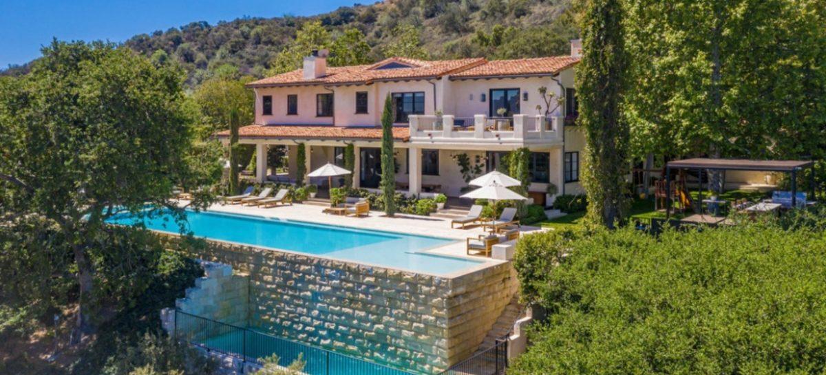 Justin Timberlake en Jessica Biel verkopen droomvilla voor een megabedrag