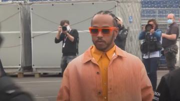 De meest opvallende outfits van Lewis Hamilton