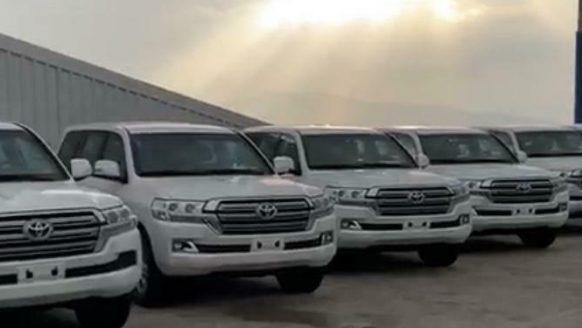 Opvallende Marktplaats vondst: 40 gepantserde auto's staan nu te koop