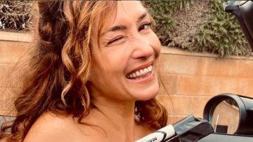 Katja Schuurman deelt beelden van nieuwe film Costa!! en ziet er weer fantastisch uit
