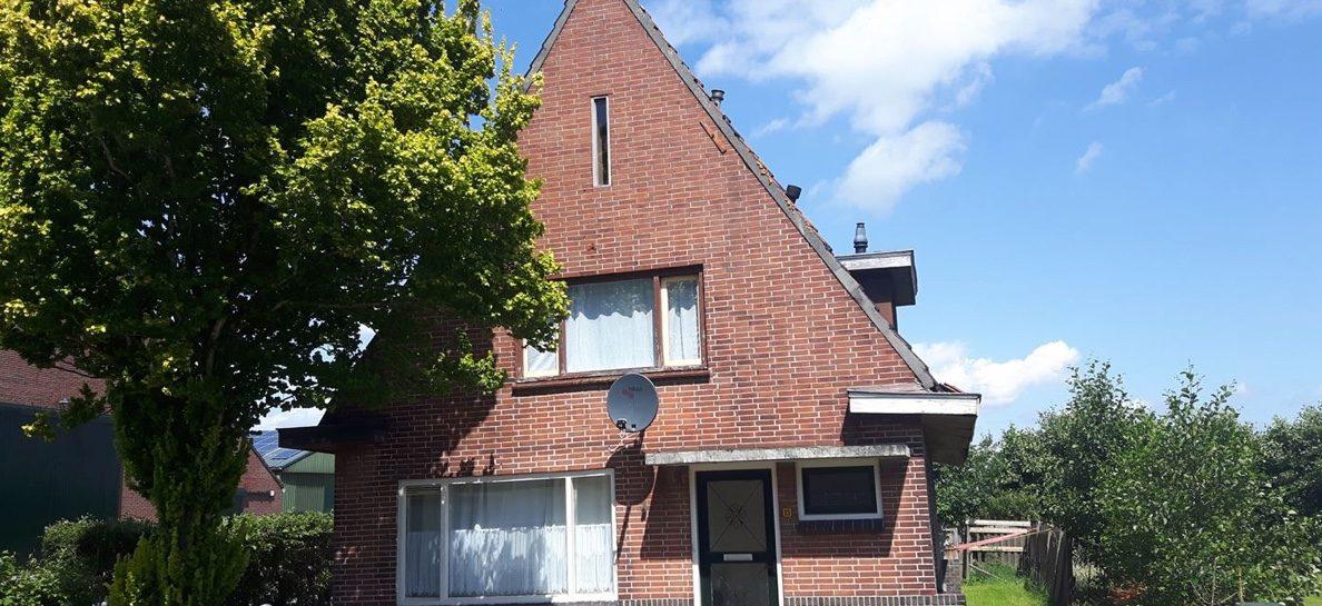 Funda koopje: dit is het goedkoopste vrijstaande huis in Nederland