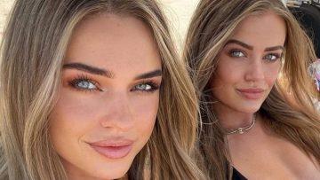 Nederlandse zussen Bo en Britt Mink laten zien dat schoonheid in de familie zit