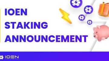 Alles over de listings, staking en het team van The Internet of Energy Network (IOEN)