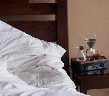 Dé ultieme wekker: Koffiezetalarmklok
