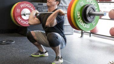 Vijf tips om beter te trainen met knieklachten