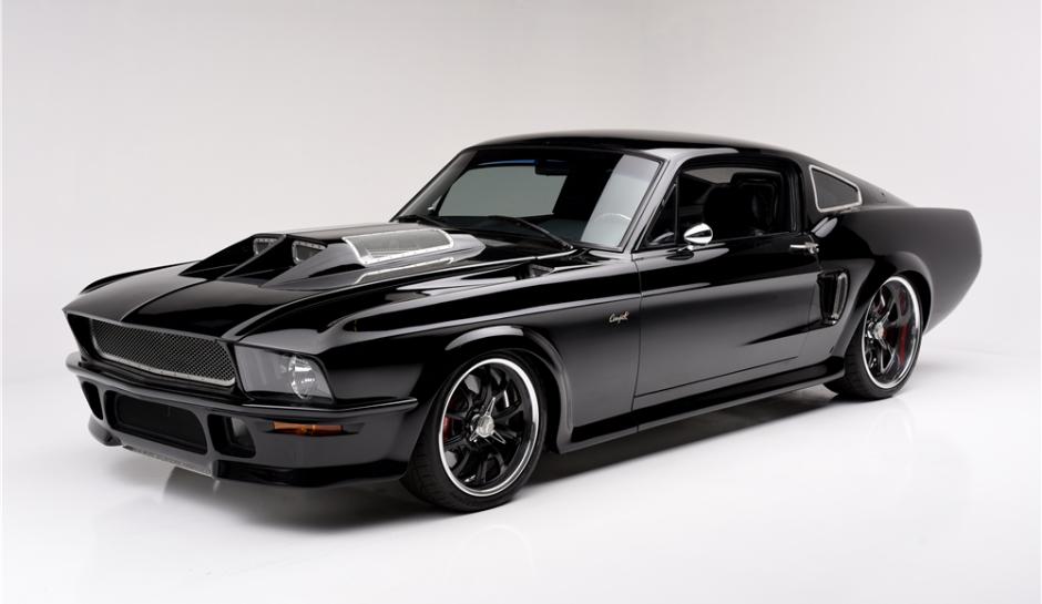 Dit is de bruutste Ford Mustang ooit gemaakt