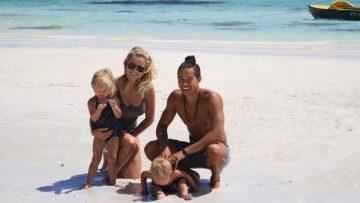 Jonge vader verkoopt app voor 54 miljoen en gaat permanent op vakantie
