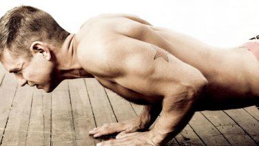 De 8 beste oefening om je man boobs weg te trainen