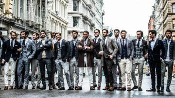 10 eigenschappen van stijlvolle mannen