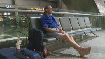 Nederlandse Pieter wacht 10 dagen op zijn online vriendinnetje