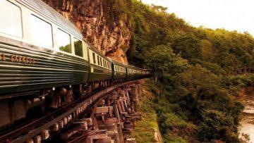 De 9 meest epische treinreizen ter wereld