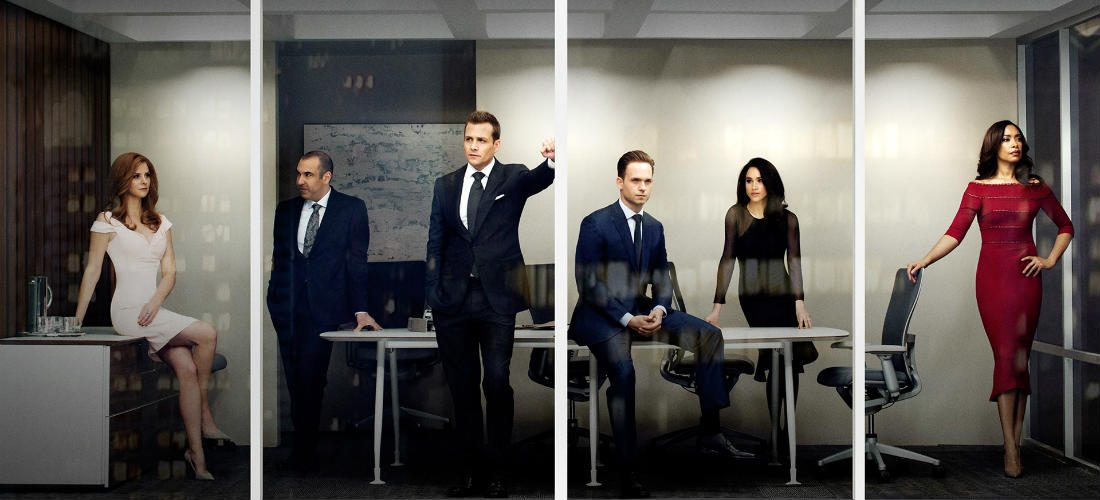 15 feiten die je moet weten over je favoriete serie Suits
