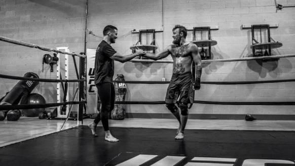 Dit is de workout van UFC held Conor McGregor